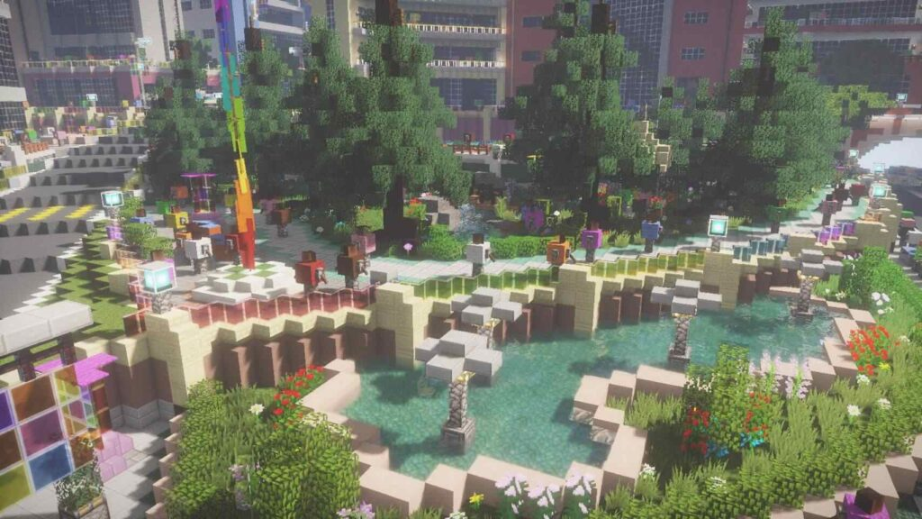 Minecraft Wisdom Shaders low end pc