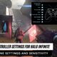 best controller settings for halo infinite